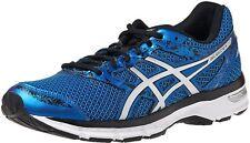 ASICS Men's 'GEL-EXCITE 4' Running Shoes BLUE/SILVER/WHITE (T6E3N) Sz. 9.5M  NIB
