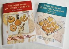 *BOOKS 1 AND 2 OF THE HORSE BRASS COLLECTORS HANDBOOK*