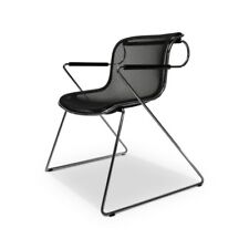 Set de 2 chaises design penelope pr Charles Pollock chaise chairs castelli chair