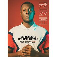 NME - Stormzy Cover And Depression Interview Special - One Day Publication Only
