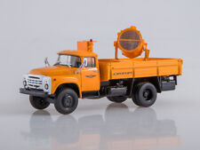 Scale model truck 1:43 ZIL-130 APM-90 spotlight, Aeroflot