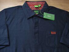 HUGO BOSS GREEN LABEL MEN'S POLO SHIRT, SZ 2XL/XXL, REGULAR FIT, 100% COTTON