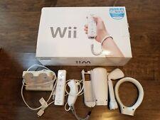 Nintendo RVL-101 Wii Console - White