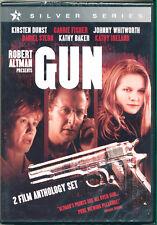 ROBERT ALTMAN - GUN - 2 FILM ANTHOLOGY SET - THE HOLE / THE SHOT - CARRIE FISHER