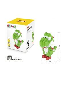 Yoshy Green Moster Mini Block LNO Cap Cute