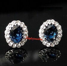 Unbranded Alloy White Gold Filled Fashion Earrings