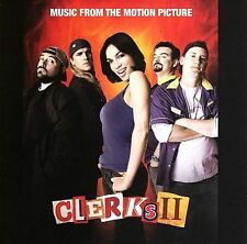 Clerks II [Clean] [Edited] by Original Soundtrack (CD, Aug-2006, Bulletproof)