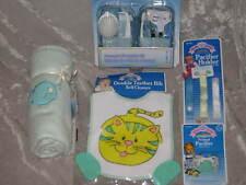 Baby Grooming Kit Pacifier Blanket Teether Bib New!
