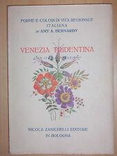 1929-TRENTINO-ALTO ADIGE-LAGO DI GARDA-CUCINA-FOLKLORE-FESTE-COSTUMI
