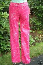 NWT OILILY PANTS SZ 34 U.S. 2-4 RT$198 FABULOUS SHEEN!