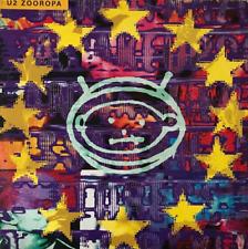 U2 - Zooropa (LP) (G-/G-)