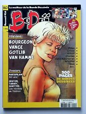 BoDoï 50  Bourgeon cycle de Cyann Graton tabary Schetter Betty Boop 2002