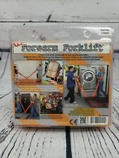 Forearm Forklift Lifting Straps. 800 Lbs Rated. 48 Inches New SEALED PN L74995CN