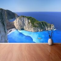 Non woven Wall Mural Photo Wallpaper Poster Picture Image Zakynthos, Greece
