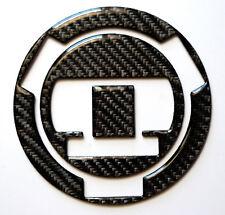 Real Carbon Fiber Fuel Gas Cap Filler Cover Pad Fits BMW R Nine T 2014 - 2018