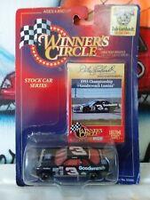1:64 NASCAR Winner's Circle Dale Earhardt Stock Car 1993 Champ Goodwrench Lumina