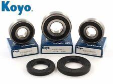 Yamaha FJ 1200 1991 - 1993 Genuine Koyo Rear Wheel Bearing & Seal Kit