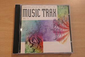 PC Cd Rom - Music Trax Vol 1