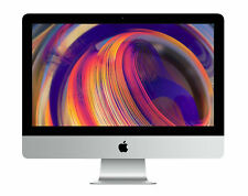 Apple iMac mit Retina 4K display 21,5 Zoll (1TB Fusion Drive, Intel Core i5 8. Gen 4,10GHz, 8GB) Grau - MRT42D/A (März, 2019)