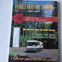 Family Motor Coaching Magazine Ins And Outs Of Solar December 1997 061917nonrh