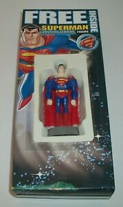 Post Cereal Superman Justice League Figure Premium Giveaway NEW IN BOX