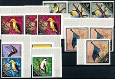 [G133400] Guinea Birds good lot of stamps very fine MNH imperf