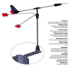 "NAUTOS 91170 - WIND INDICATOR  12"". Windtec by NAUTOS . W/bracket"