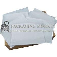 200 x A5 Plain Document Enclosed Wallets Envelopes C5