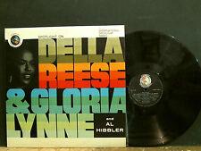 DELLA REESE & GLORIA LYNN  Spotlight On . . .   LP     LOVELY COPY !!