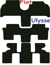 Fiat Ulysse DELUXE QUALITY Tailored mats 2003 2004 2005 2006