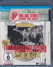 The ROLLING STONES/From the Vault: the Marquee-Live in 1971 (Blu-Ray, nuovo!)