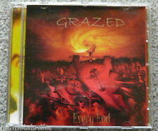 "GRAZED ""Every End"" French Death Metal RARE CD 2000 six feet under cover version"
