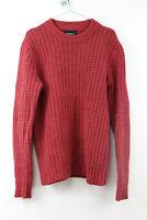 OSPREY Knitwear Italian Wool Cashmere Blend Jumper size L