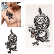 Special Waterproof Removable Temporary Tattoo Body Arm Art Tattoo Stickers JYL