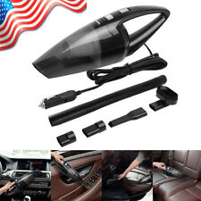 12V Hand Held Car Vacuum Cleaner Hoover Room Wet & Dry Van Portable Vaccum Mini