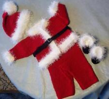 """Patrón de ganchillo """"traje de Santa"""" #22"""