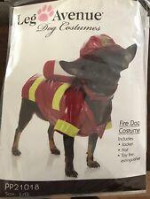 Fireman Dog Costume by Leg Avenue, New, Size XL
