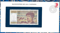 *Banknotes of All Nations France 20 Franc 1980 AUNC P 151a series T.006*