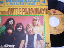 """7"""" - George Baker Selection / Little Paraquayo & Cher - 1974 # 0543"""