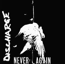 DISCHARGE - NEVER AGAIN   CD NEU