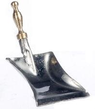 Recogedor de polvo para una casa de muñecas, Artículo En Miniatura, producto de limpieza, 1.12 Th Scale, Pala