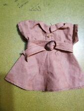 Tiny Terri Lee Brownie Dress