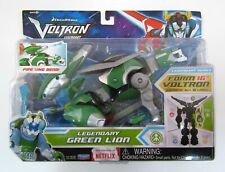 Voltron LEGENDARY GREEN LION Figure MOC 2017 Playmates Dreamworks Combinable