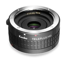 New! Kenko TelePlus HD 2.0X DGX Canon EOS EF/EF-S Teleconverter With Tracking