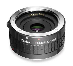 New! Kenko TelePlus HD 2.0X DGX Canon EOS EF/EF-S Teleconverter Fast sipping