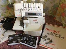 Excellent BERNINA 1300MDC Overlocker/ Serger/ Coverstitch Machine & Accessories