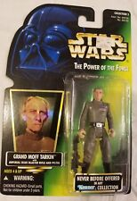 Star Wars Power Of The Force POTF Grand Moff Tarkin Action Figure 1996 Vintage