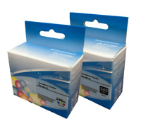 2 Pack PG-245XL CL-246XL Ink Cartridges with CHIP for Canon PIXMA Printers