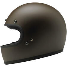 Biltwell Gringo Full Face Motorcycle Helmet - Choose Size & Color