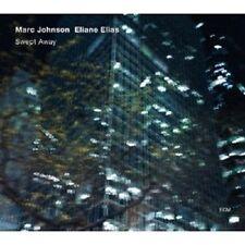 """Marc/Elias, Eliane Johnson """"swept away"""" CD NUOVO"""